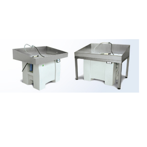 Bio Circle Stainless Steel Top Sink Units